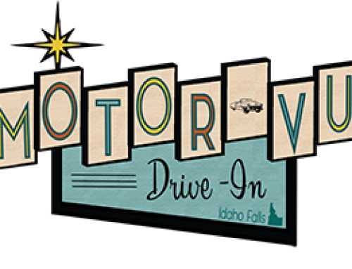 The Motor-Vu Drive-In Is Open!